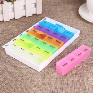 28-Compartments-Pills-Storage-Box-Portable-Weekly-7-Days-Tablet-Pill-Box-Holder-Medicine-Drug-Organizer (1)