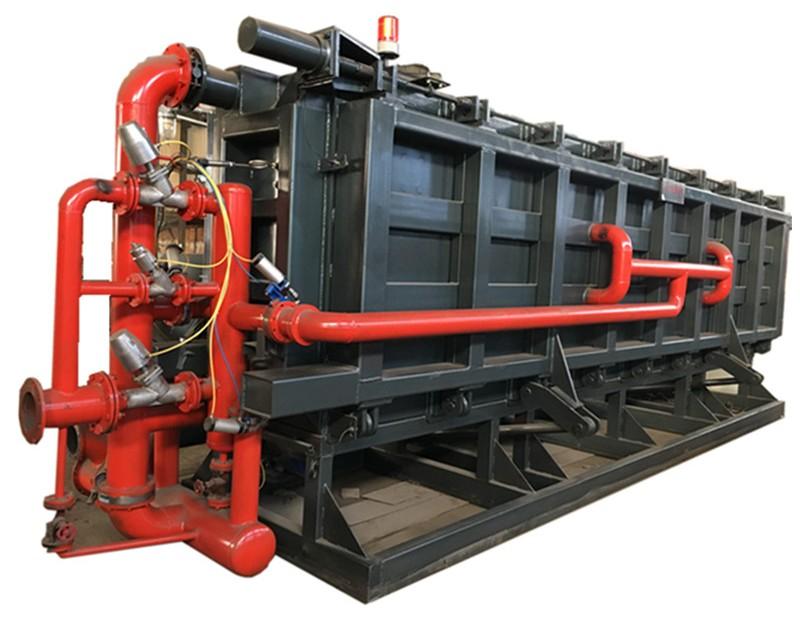 Factory price Manufacturer Supplier eps block machine foam making 3d sheet  wall